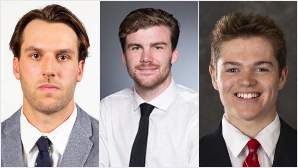 Notre Dame's O'Leary, RIT's Drackett, Wisconsin's Caufield chosen HCA national award winners for October