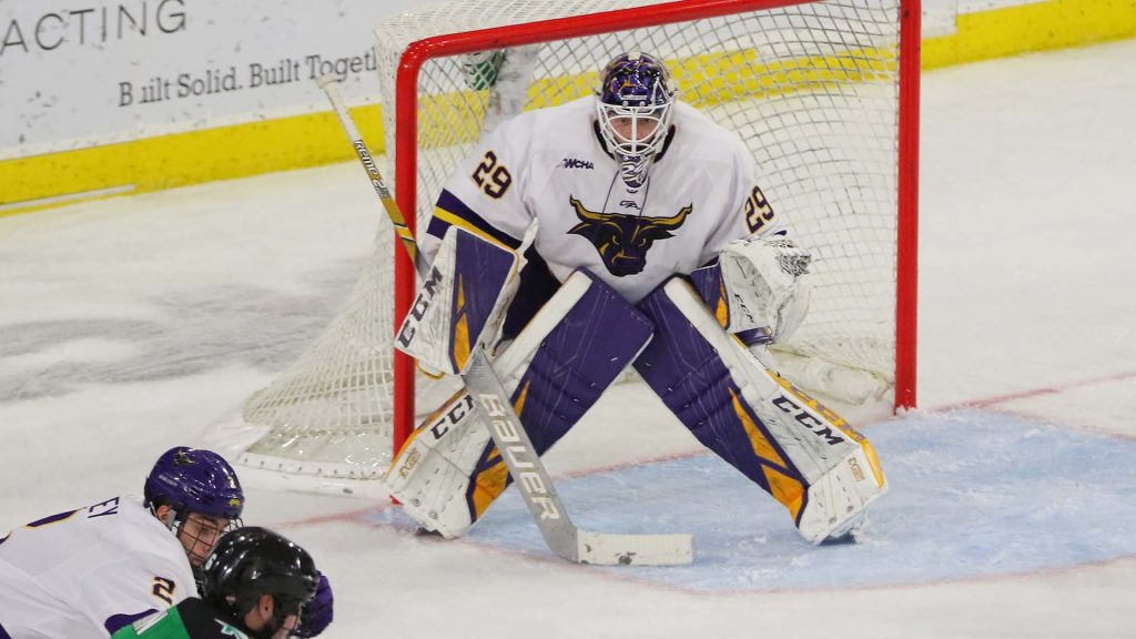 Minnesota State remains top team in USCHO.com Division I Men's Poll; North Dakota jumps to No. 2