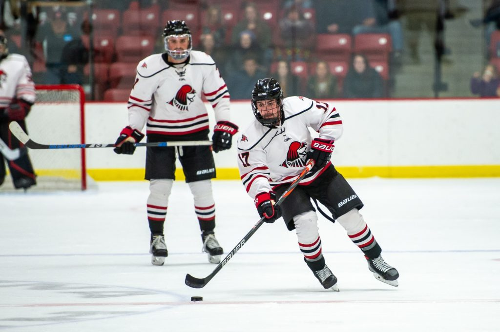 This Week in College Hockey: Cusin coming through with stellar senior season