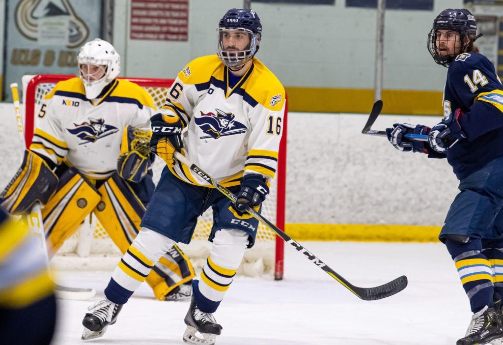 This week in D-III college hockey: Penmen seeking consistency in NE-10 play
