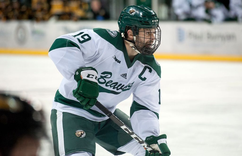 This Week in WCHA Hockey: Minnesota State, Bemidji State battling for top spot in conference with weekend 'marquee matchup' on tap