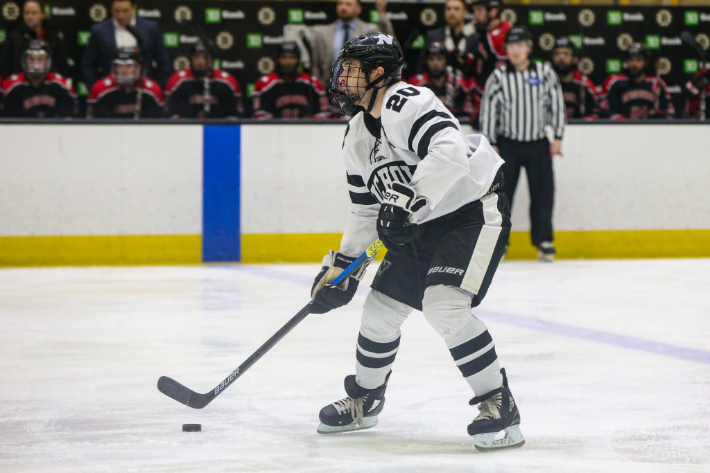 This week in D-III East college hockey: Bison have come through the storm