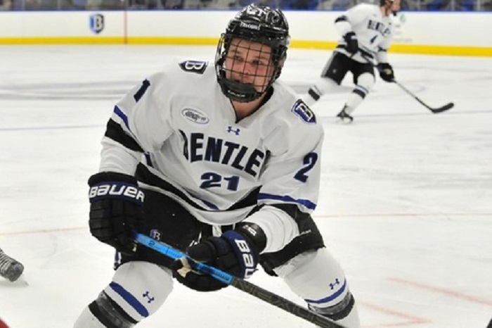 This Week in Atlantic Hockey: Bentley finding 'guys are playing for each other,' 'now we're coming together at the right time'