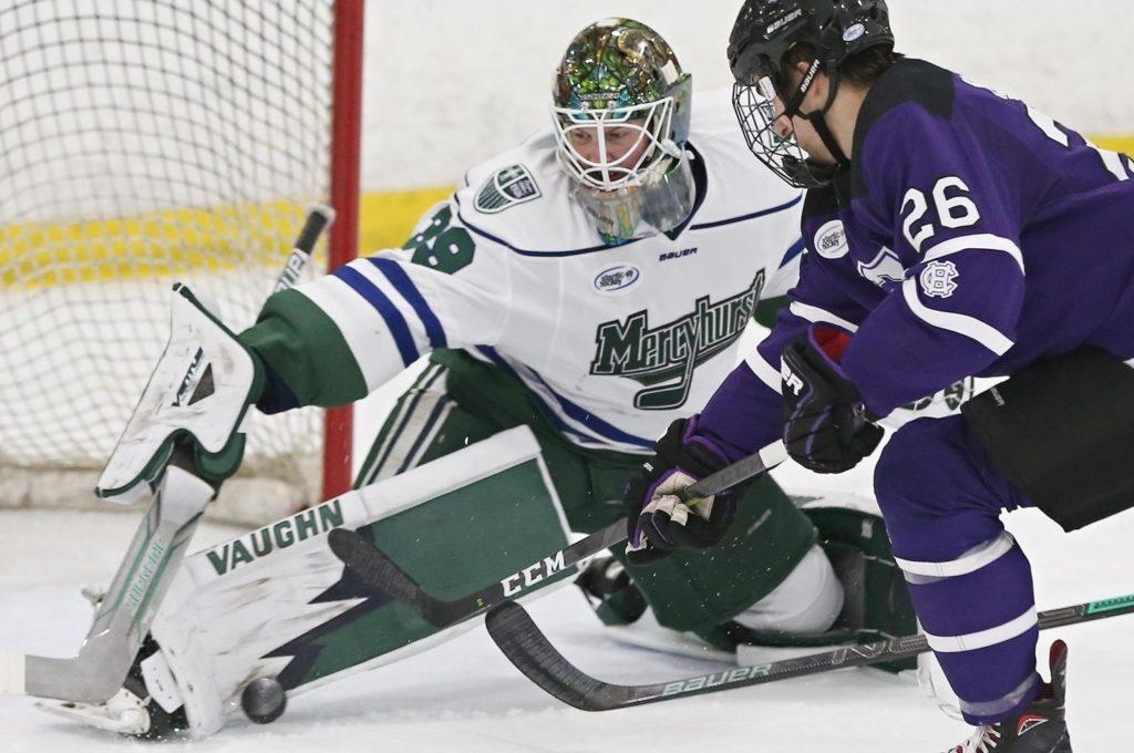 This Week in Atlantic Hockey: Despite languishing through trying season, Mercyhurst still hanging around, not packing it in