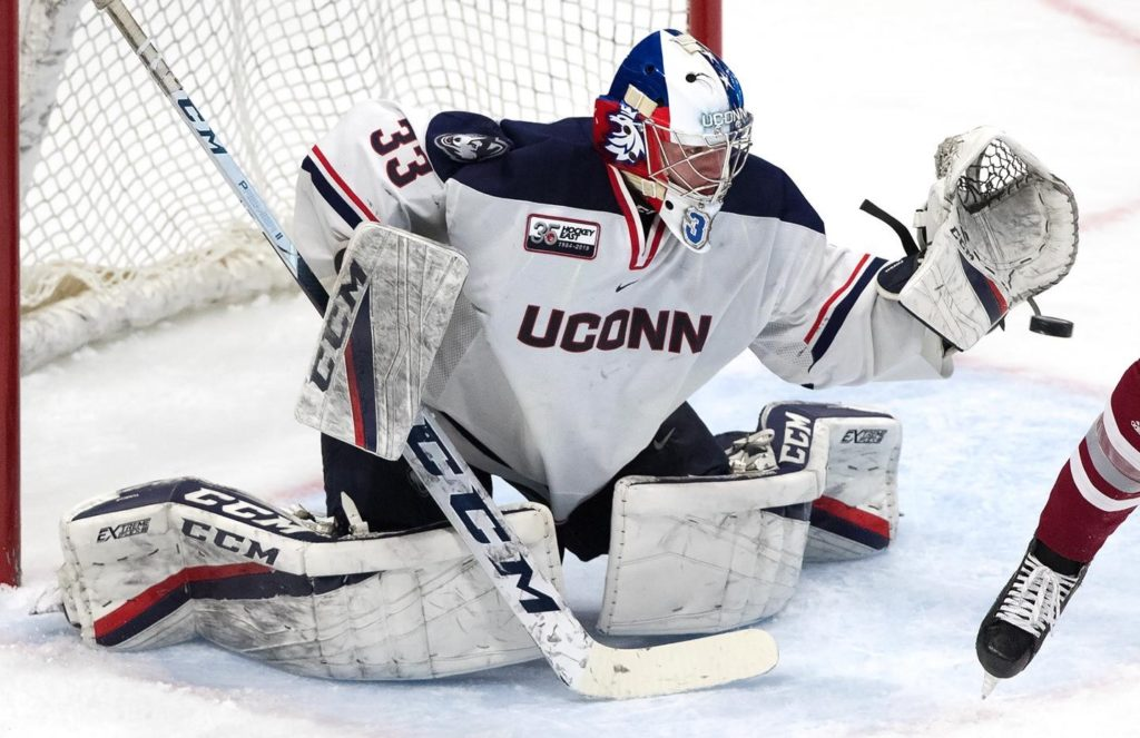 This Week in Hockey East: Surging UConn has shot at regular-season title, home ice for 2020 playoffs