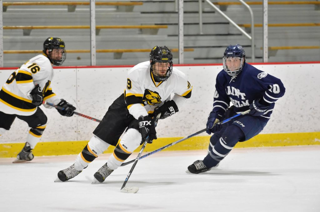 This week in college hockey, D-III East: Leopards don't change their spots for playoff run