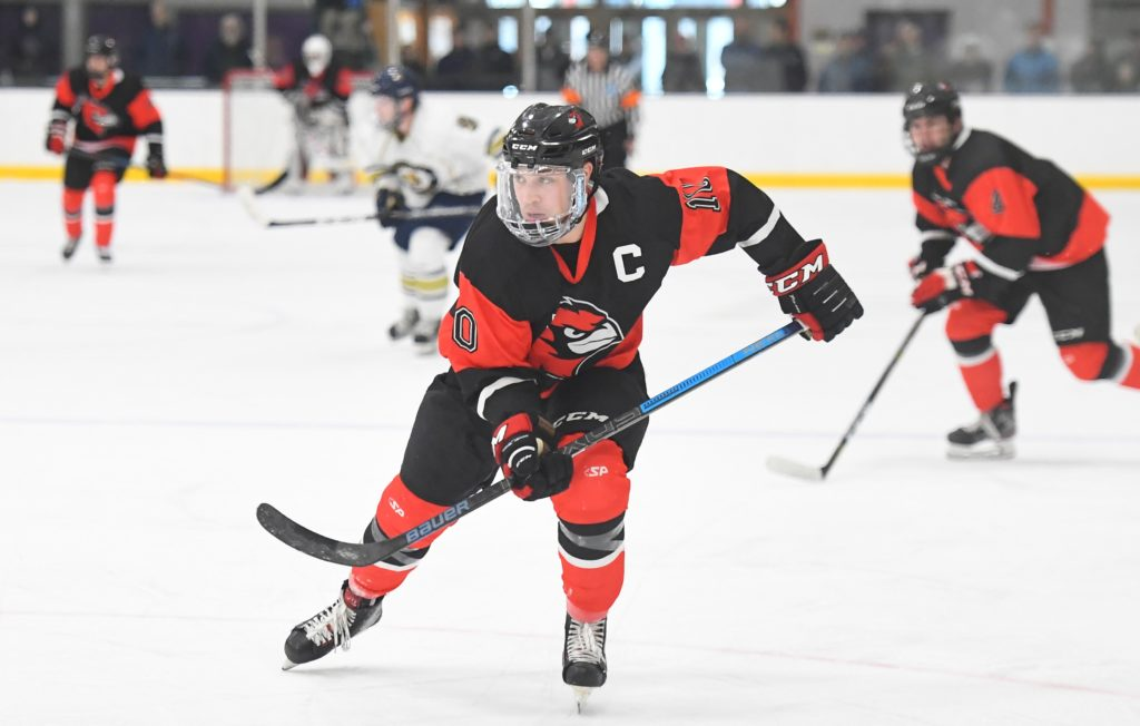 Significant firsts have Cardinals hockey flying high