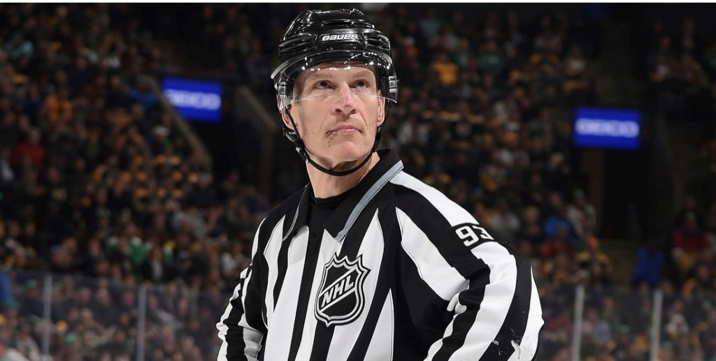 Longtime NHL official Murphy named Hockey East supervisor of men's officials