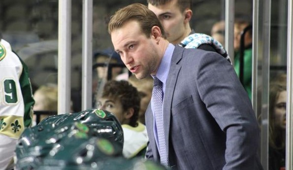 Former Cortland player, USHL coach Durocher joins Robert Morris as new assistant for '20-21 season