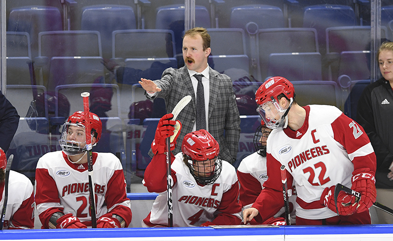 Sacred Heart assistant Kirtland leaves Pioneers for same role with Yale